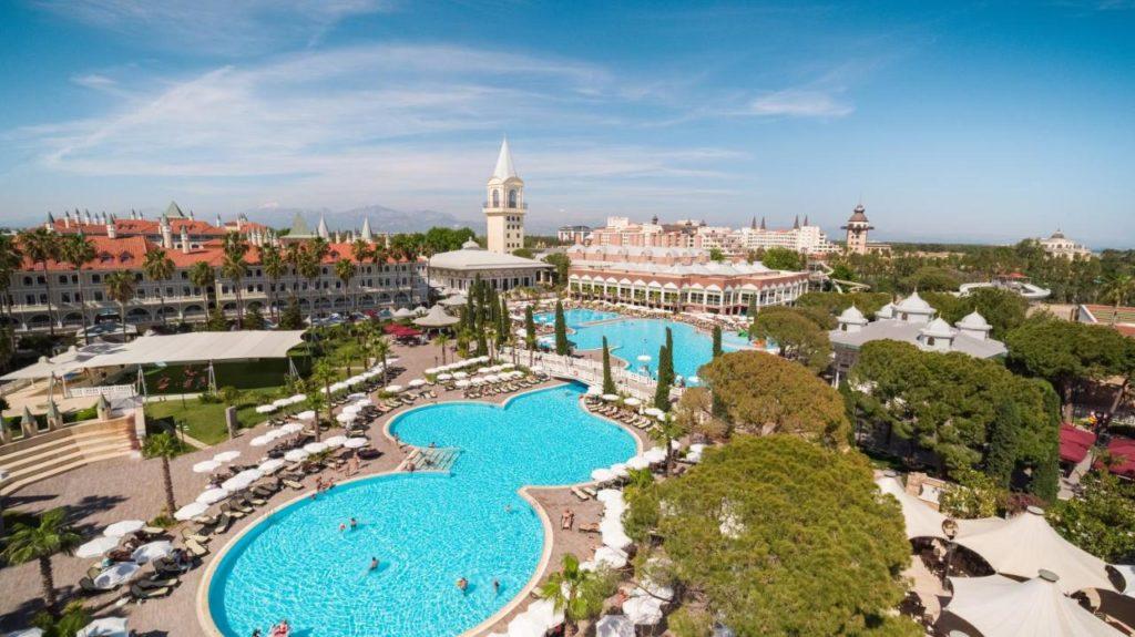 Обновленный отель Swandor Topkapi Palace 5*