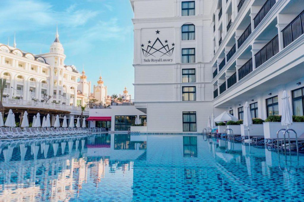 Новый отель Side Royal Style 5*