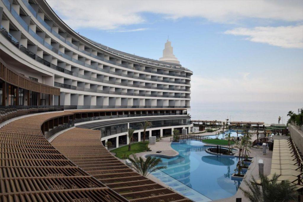 Новый отель Seaden Quality 5*