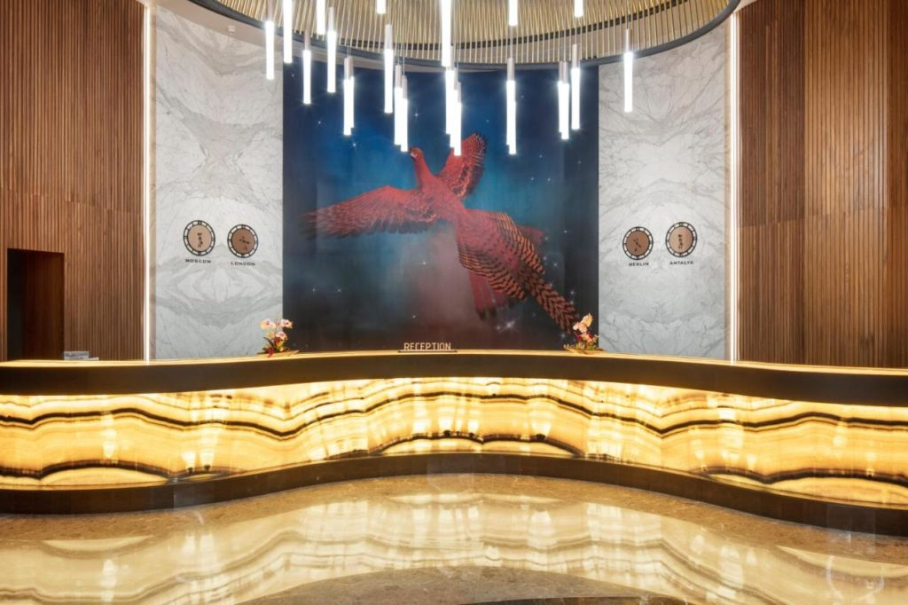 Новый отель Mylome Luxury 5*