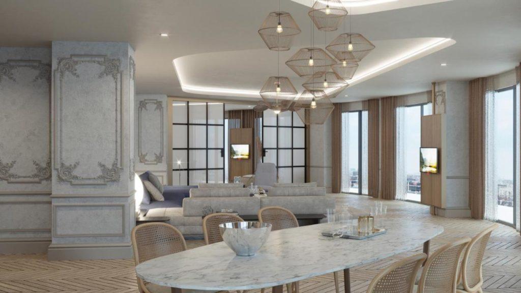 Новый отель Liu Resorts 5 звезд