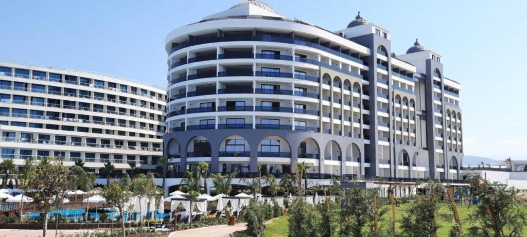 Новый отель Alarcha 5 звезд