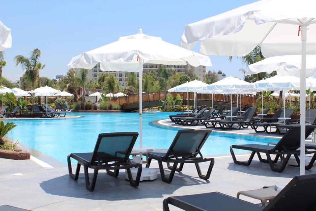 Отель в Турции Alarcha 5 звезд