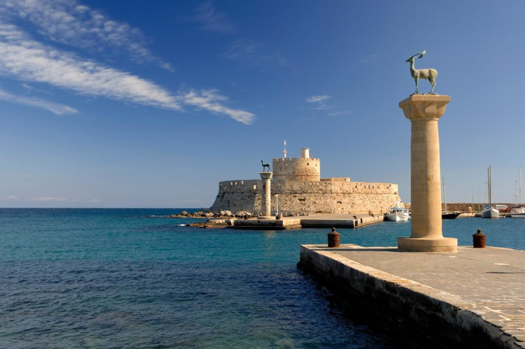 Отдых на море в Греции Родос