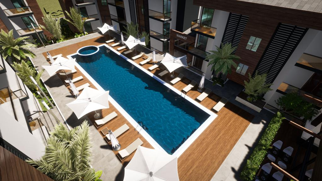 Новый отель Турции Side Amour