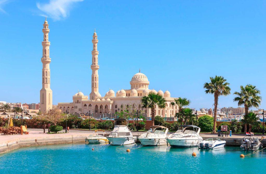 Отдых на море в Египте осенью
