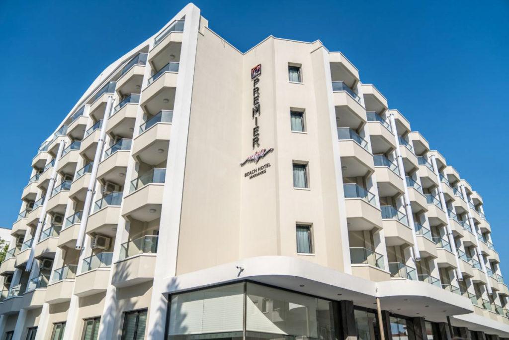 Новый отель Premier Nergis 4*
