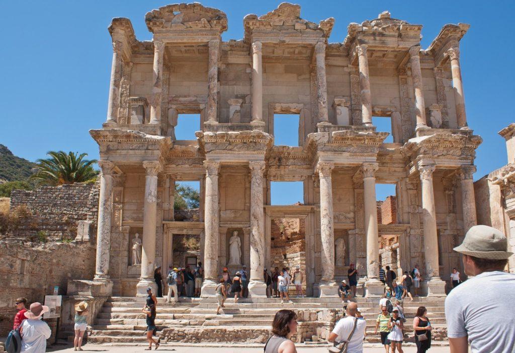 Экскурсия на отдыхе в Турции