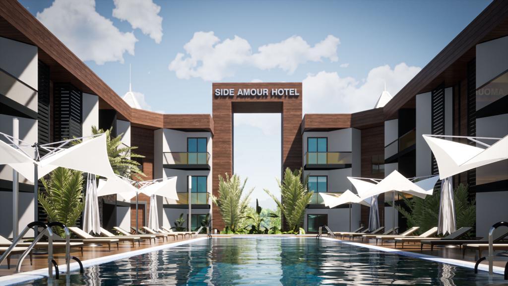 Новый отель Side Amour 4 звезды