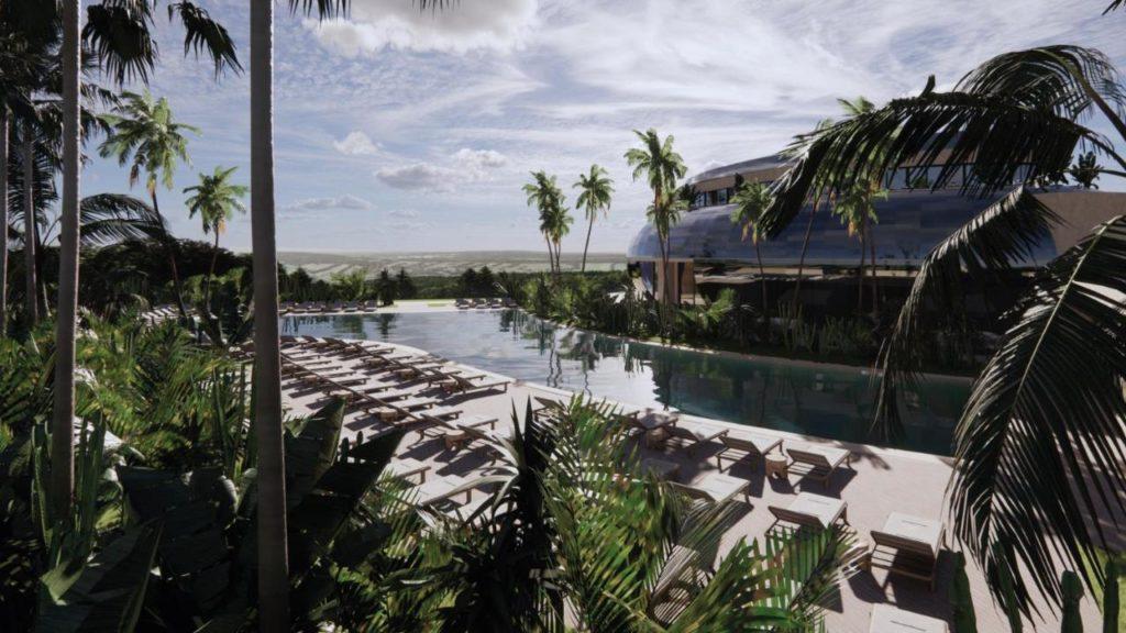 Новый отель Liu Resorts 5*