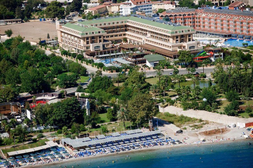 Crystal De Luxe Resort & Spa - All Inclusive