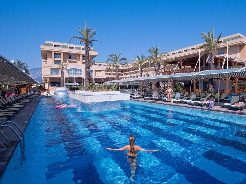 Отдых в Crystal De Luxe Resort & Spa