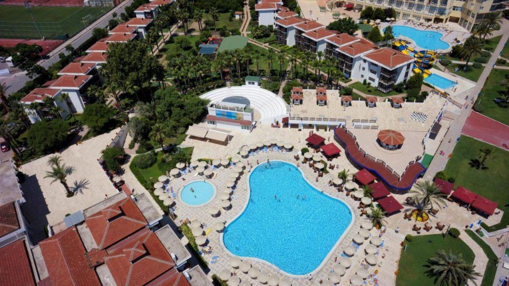 Отдых в Fun&Sun Active Club Hydros