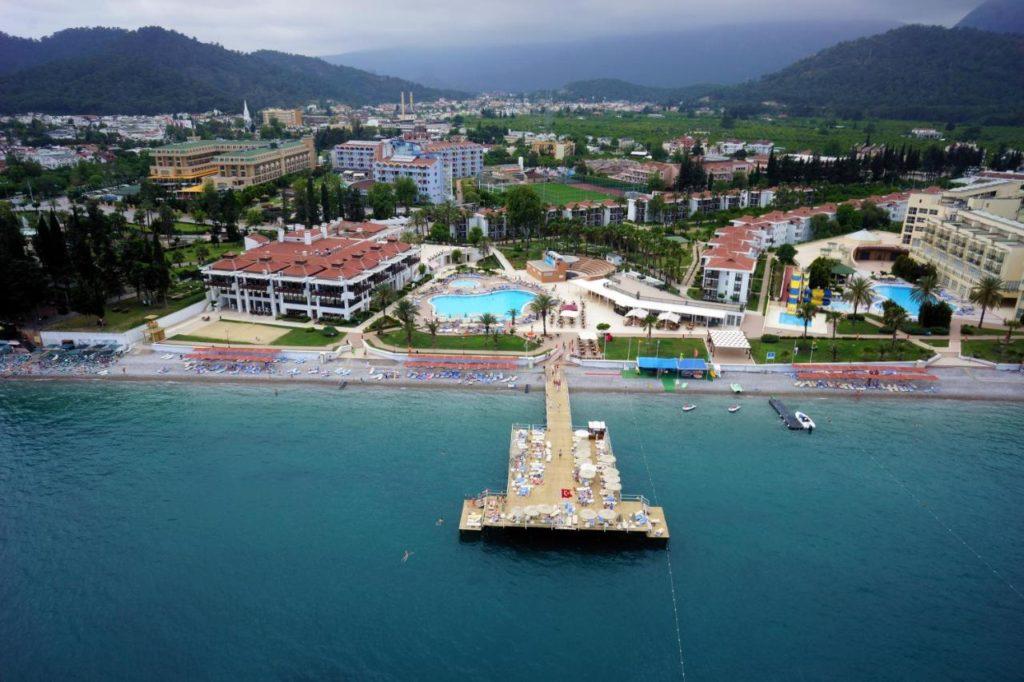 Отель Fun&Sun Active Club Hydros
