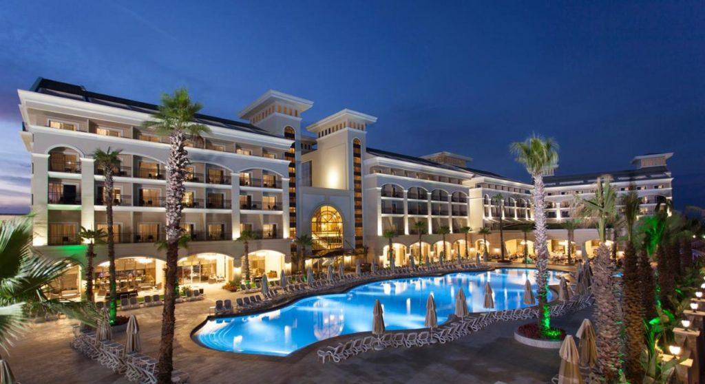 Отель Alva Donna Exclusive 5*