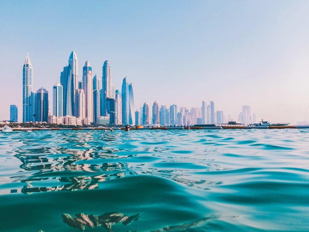 Отпуск в Дубае зимой