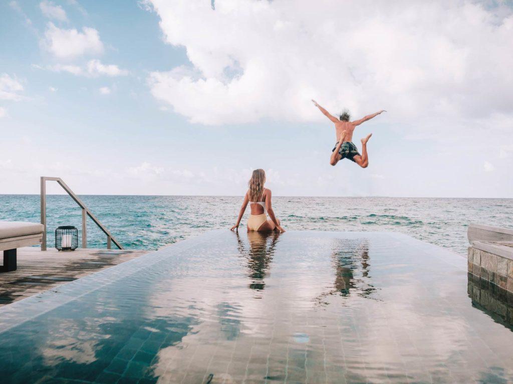 Вилла на Мальдивах